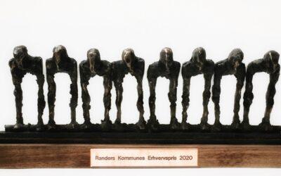 // Randers Kommunes Erhvervspris 2020