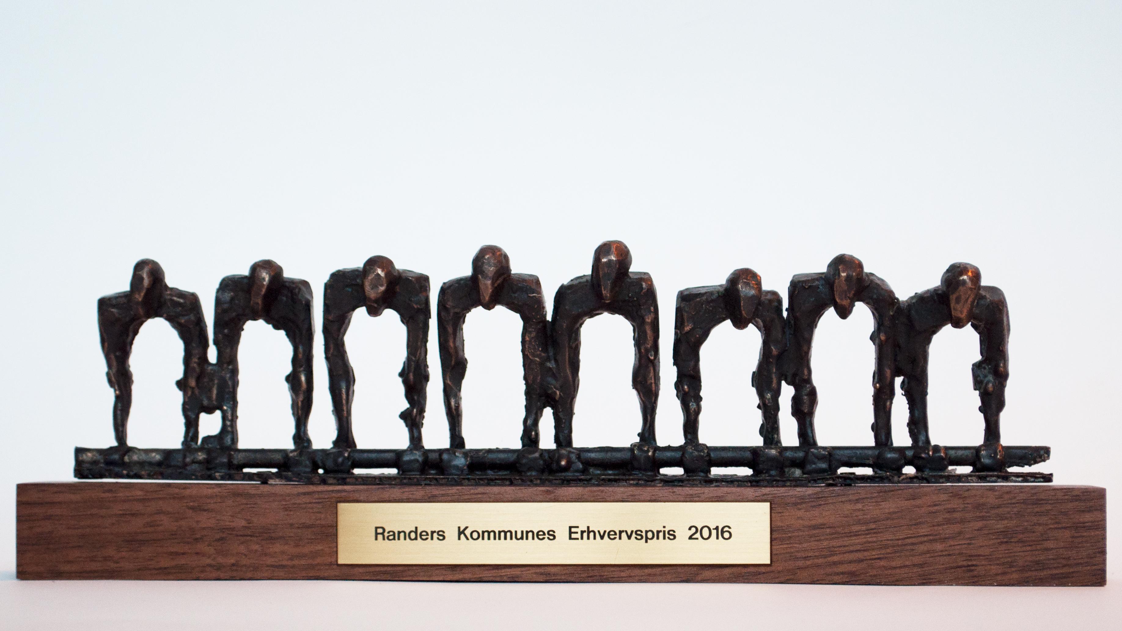 // Randers Kommunes Erhvervspris 2016