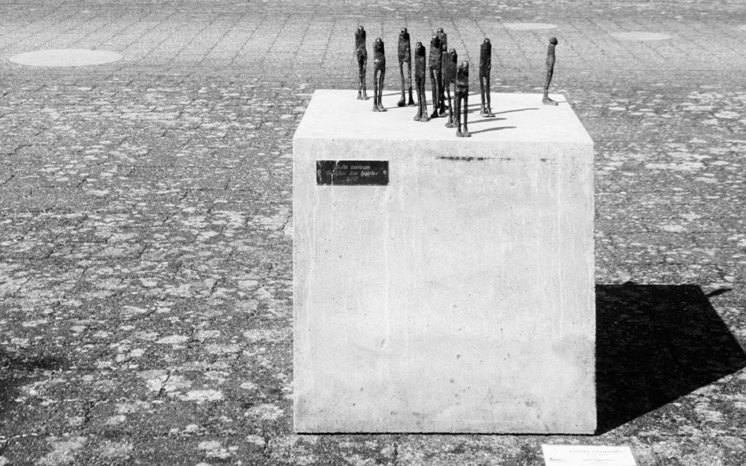 // Skulptur Ølgod 2017