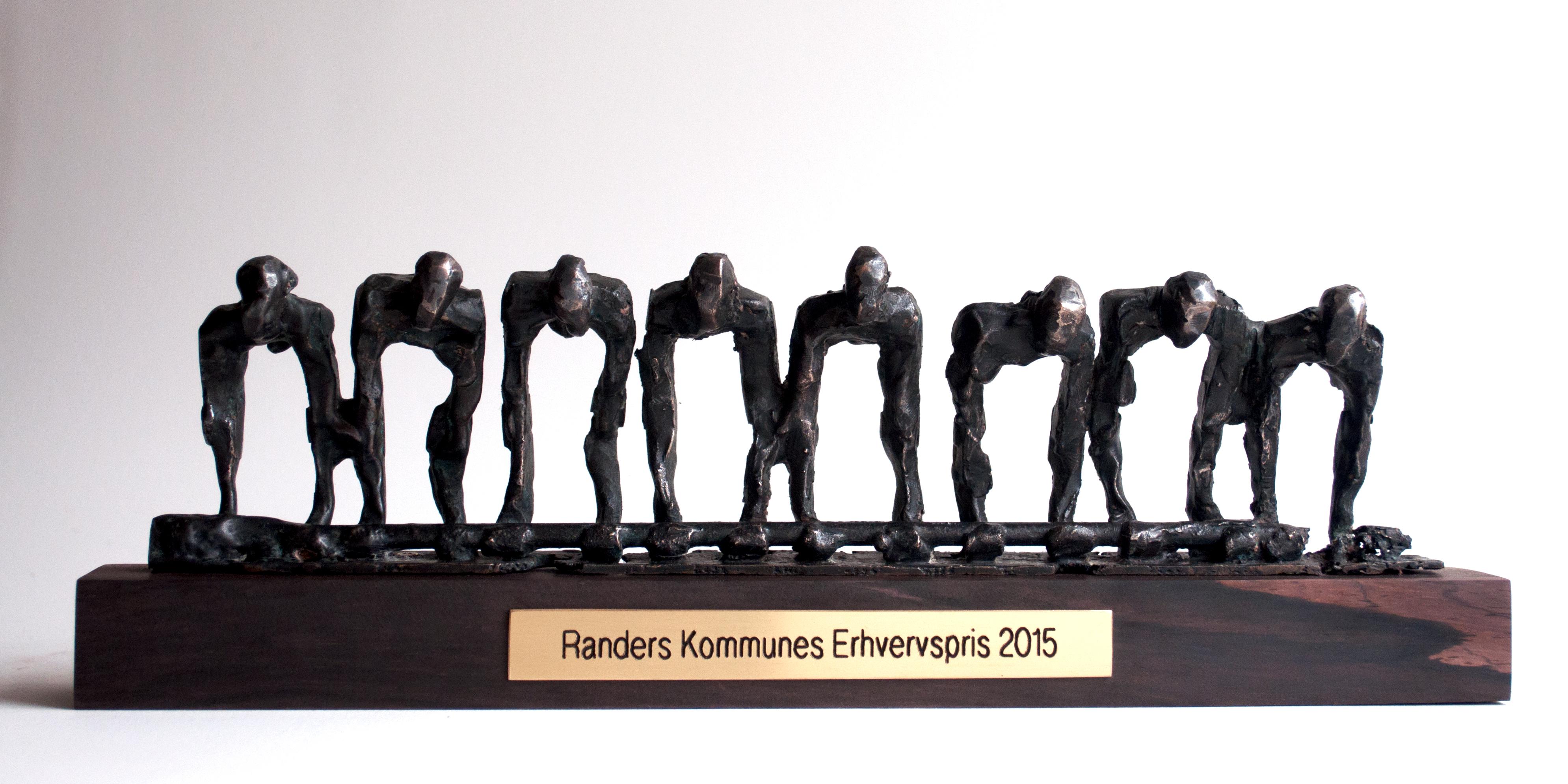 // Randers Kommunes Erhvervspris 2015